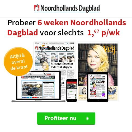 Proefabonnement Noordhollands Dagblad - Een vrijblijvend ...