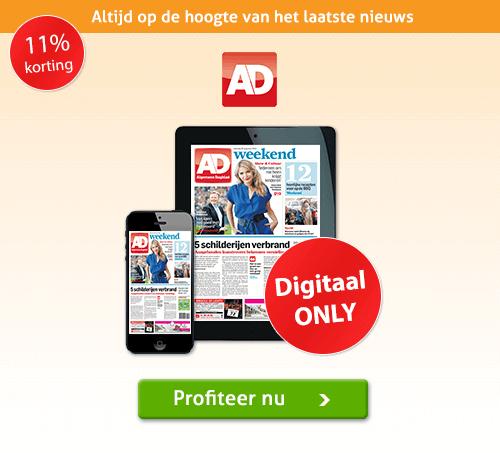 Het AD Digitaal abonnement